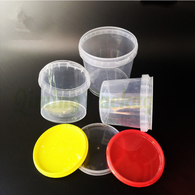 clear plastic bucket 12 (1)