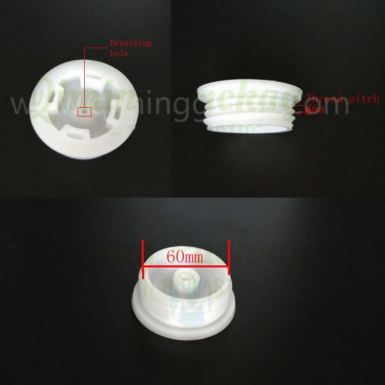 plastic drum bungs4 breathing hole 60mm