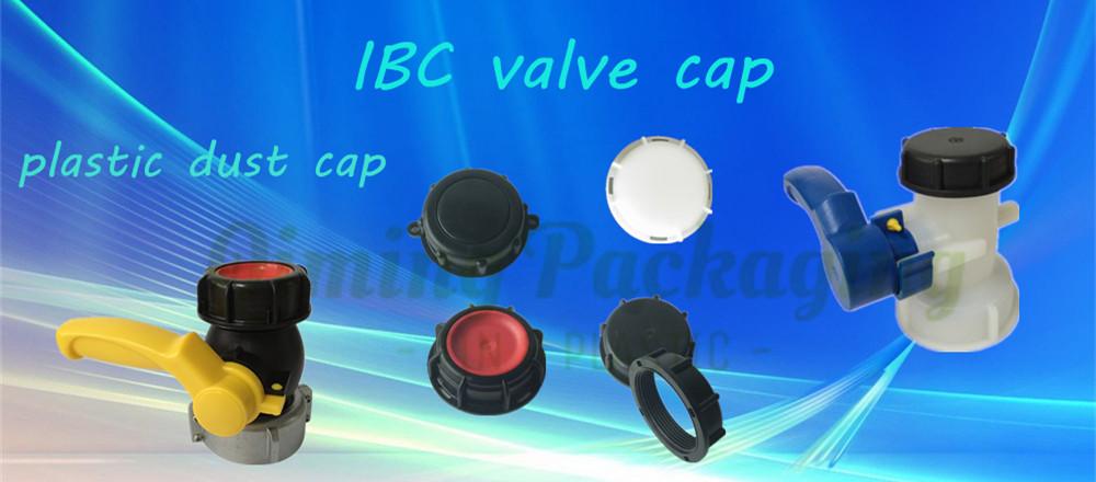 IBC valve caps
