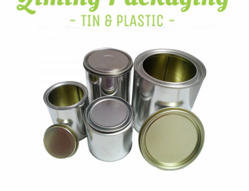 Paint Tin Container Manufacturer