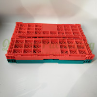 plastic collapsible crates (2)