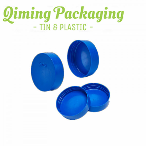 plastic end caps for round tubing (2)