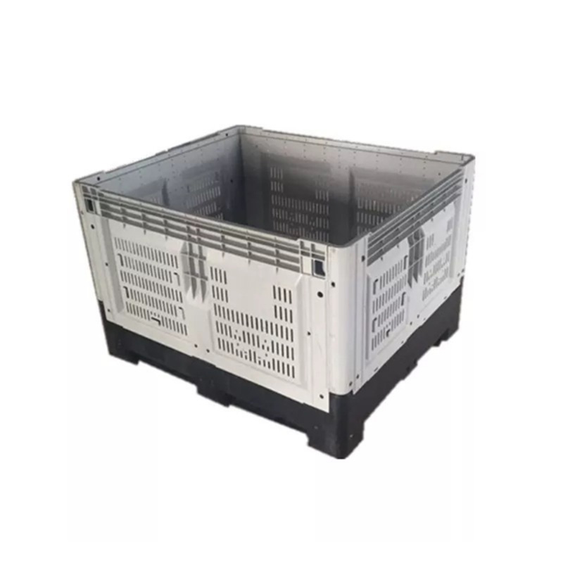 foldable plastic pallet box for sale