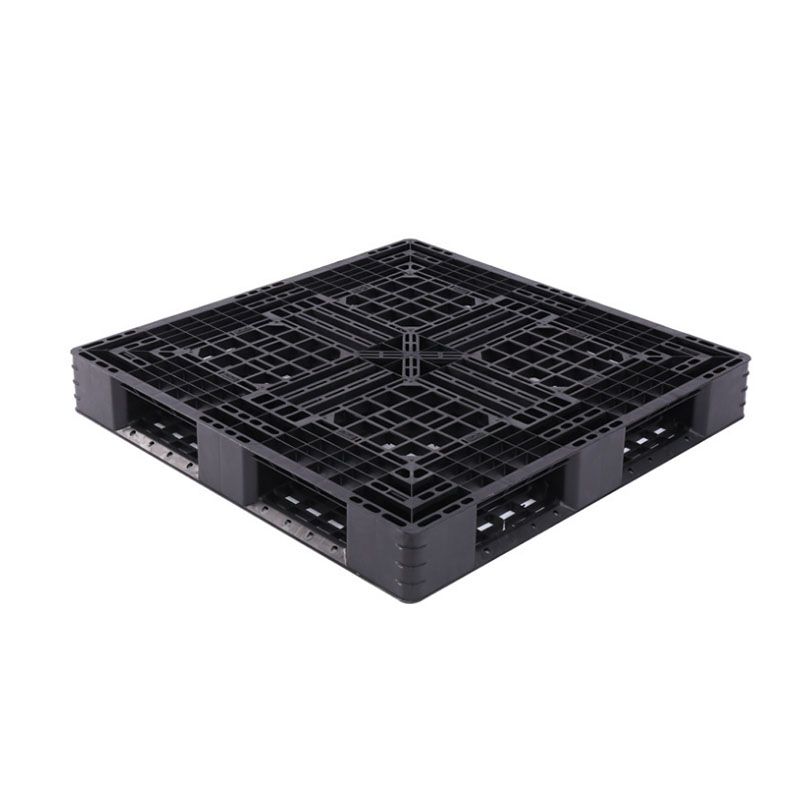 tian word plastic pallet with grids