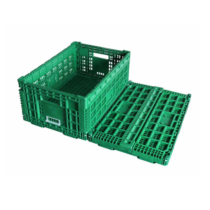 plastic collapsible baskets crates for sale