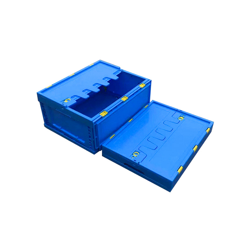 plastic collapsible stotage crates box