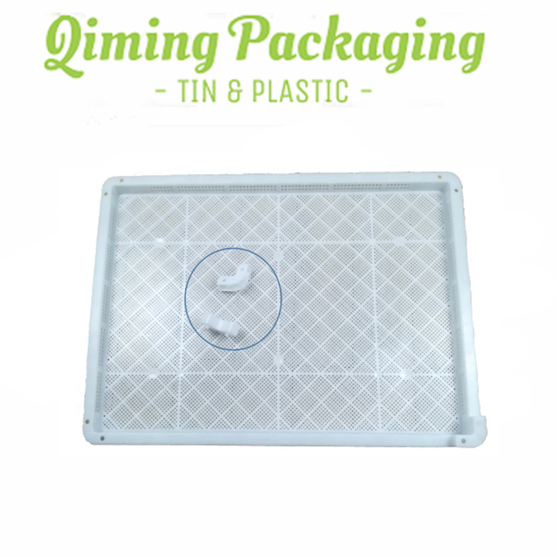 plastic drying tray freezing tray baking tray for sale