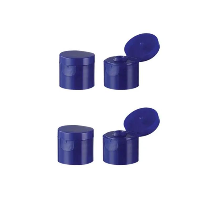 flip top caps for cosmetic