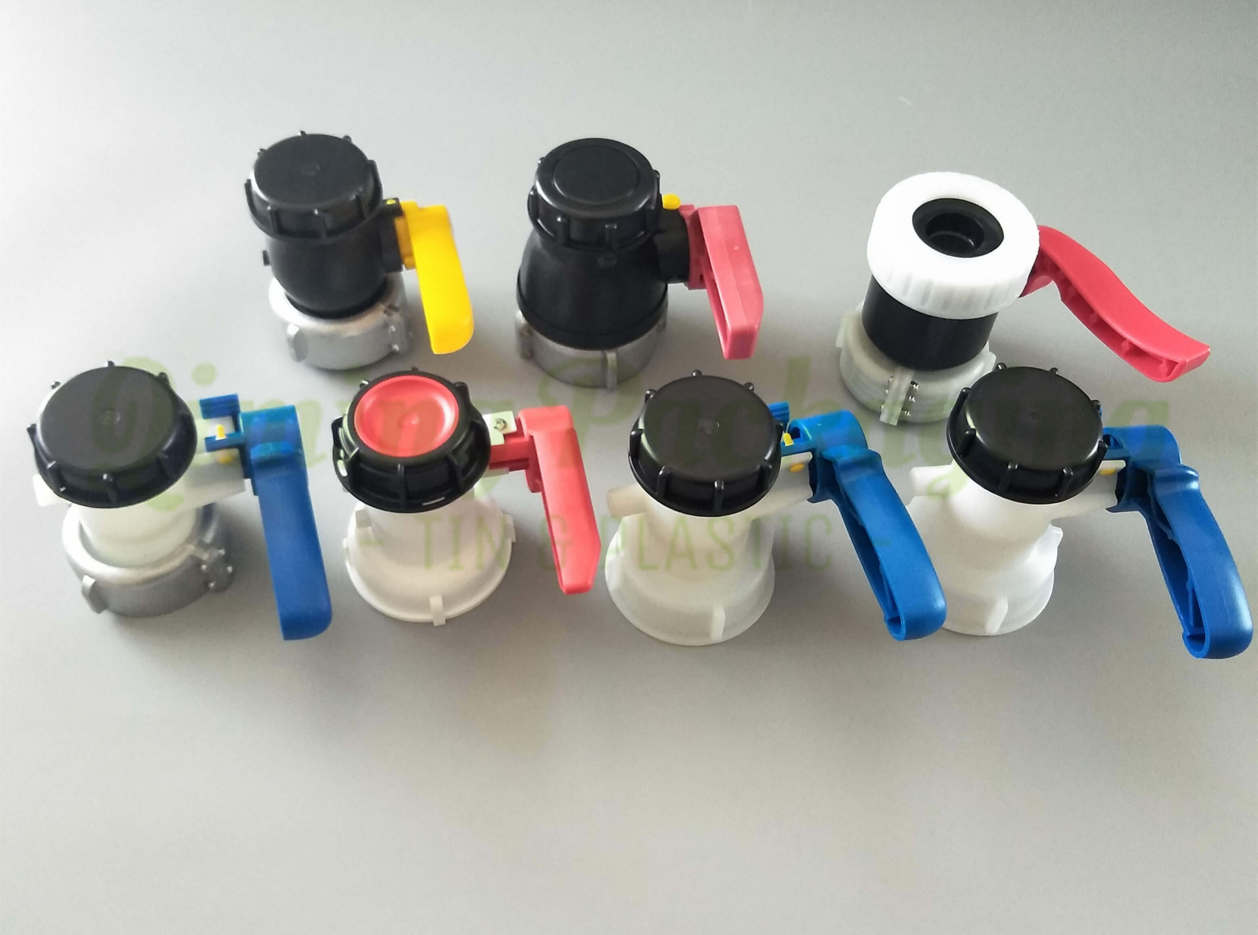 ibc ball valve and butterfly valve