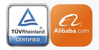 Qiming Packaging Certified By TUV and Alibaba