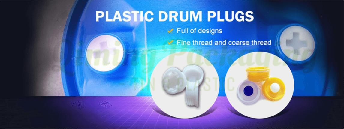 plastic drum plug